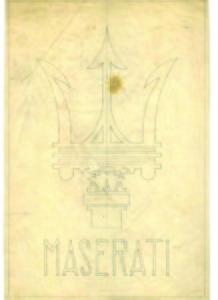 1920-Tridente originale