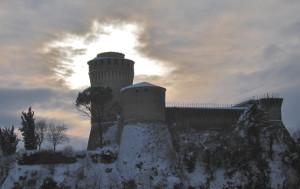 Tramonto d'inverno a Brisighella @ Ugo Forghieri