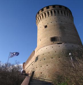 Il mastio veneziano della Rocca di Brisighella @ Ugo Forghieri