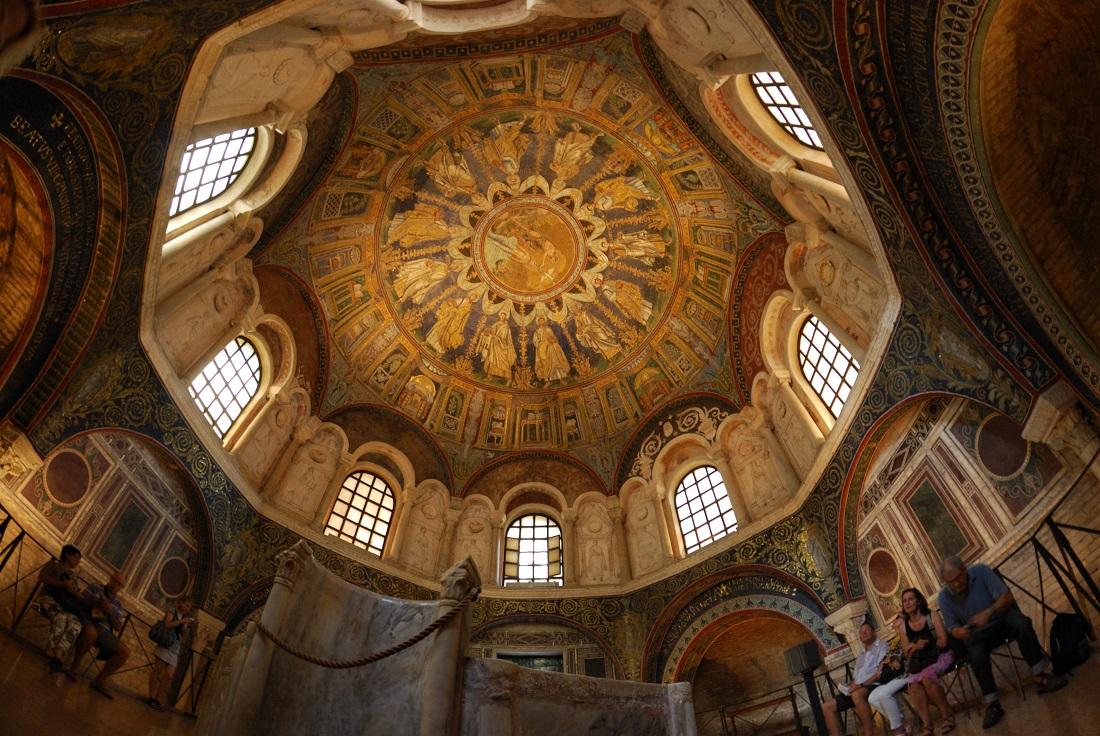 купол баптистерия Неона