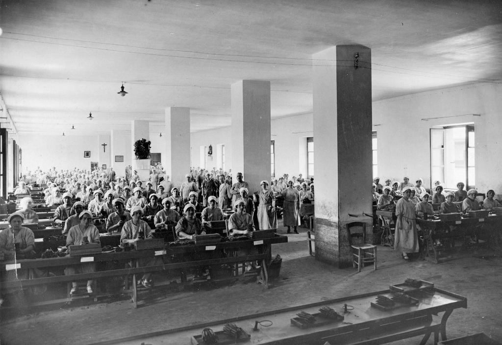 1928 - производство сигар